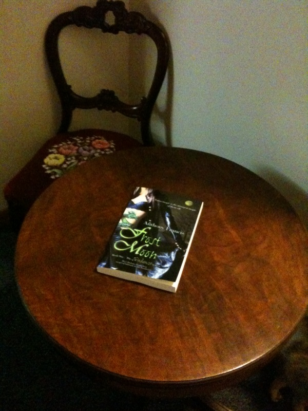 One of the first copies of Frost Moon in the wild.